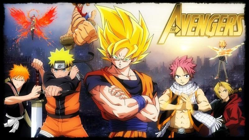 Animeuniverse Roleplay!