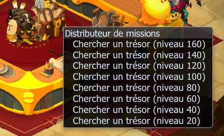 Chasse aux trésors (Maj2.19) Niveau10