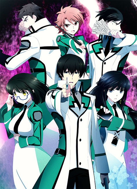 [MANGA/ANIME] The Irregular at Magic High School (Mahouka Koukou no Rettousei) The-ir10