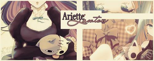 Arriette Design~ Conuna10