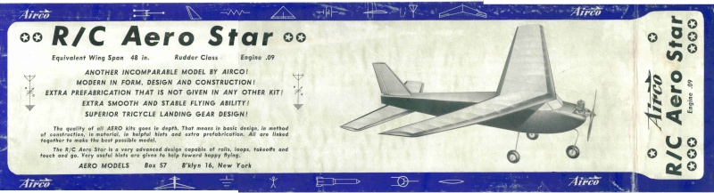 1959 Berkeley Impulse Single Channel Pylon Racer Build Aerost10