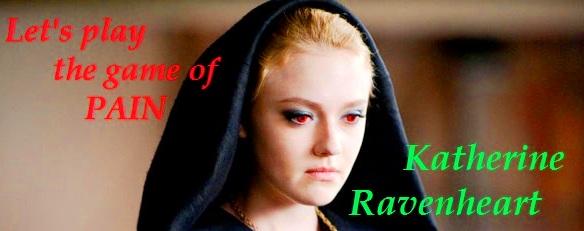 Katherine Ravenheart's Relationships Siggy110