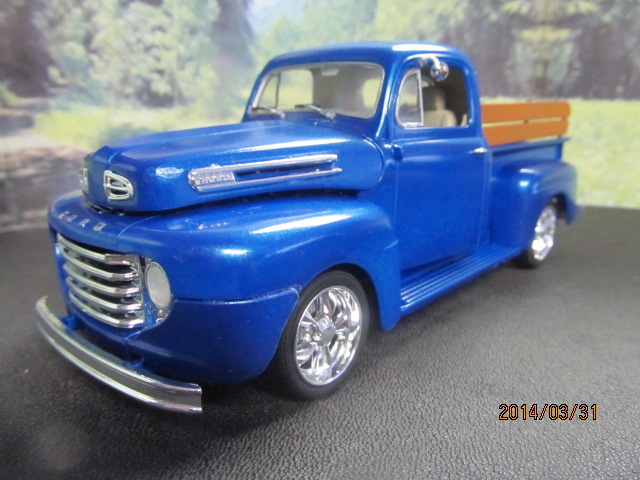 1950 Ford F1 00218