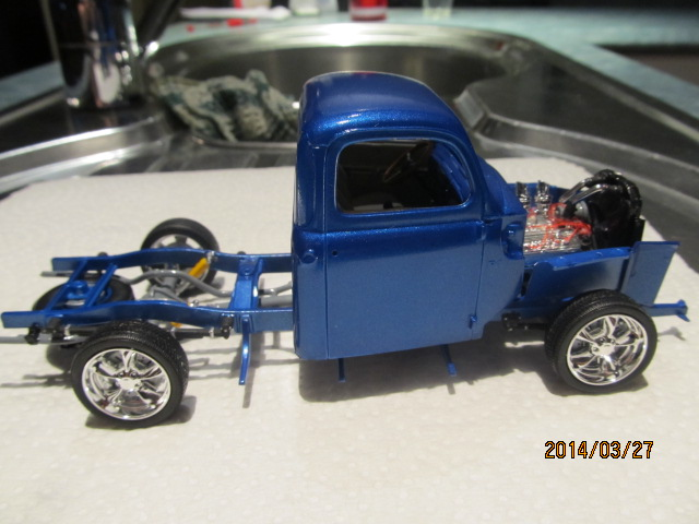 1950 Ford F1 00911