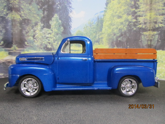1950 Ford F1 01012