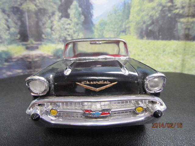 1957 Chevrolet Bel Air 01410