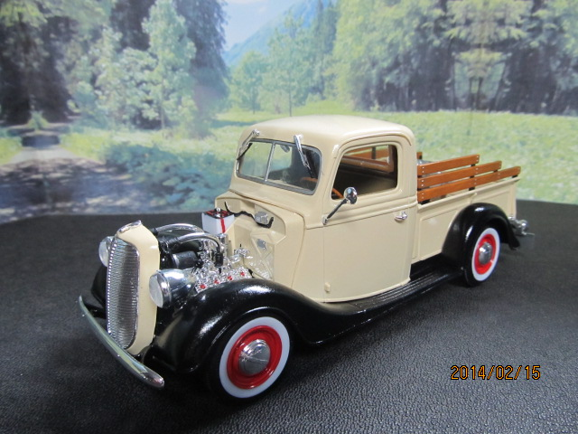 1937 Ford Pick Up 02111