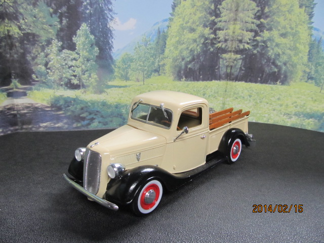 1937 Ford Pick Up 02211