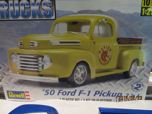 1950 Ford F1 02513