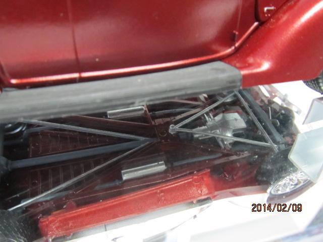Ford Décapotable 02610