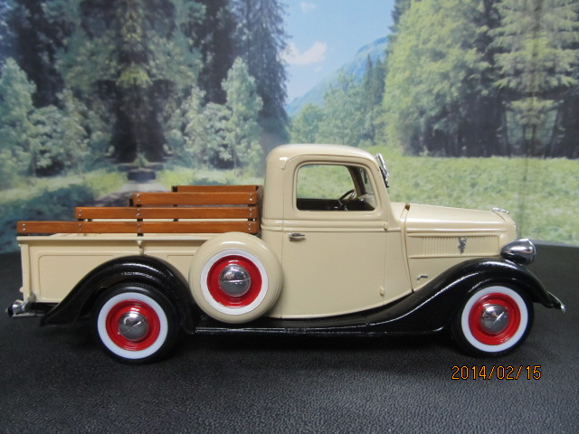 1937 Ford Pick Up 02711