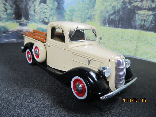 1937 Ford Pick Up 02911