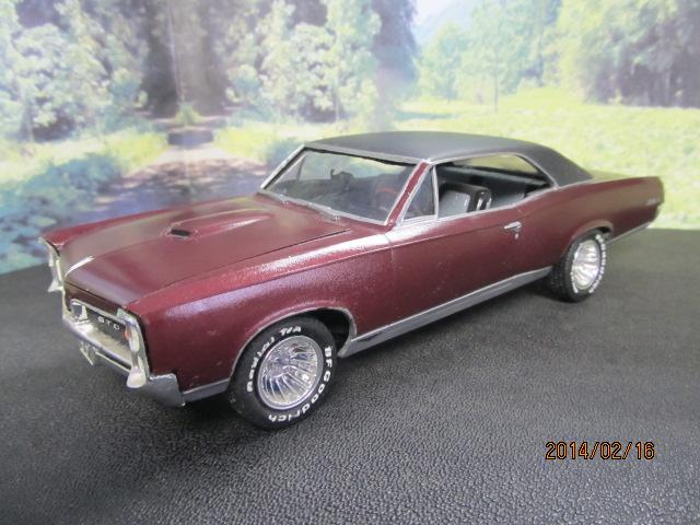 1967 Pontiac GTO 03311