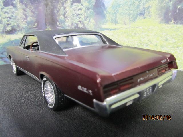 1967 Pontiac GTO 03411