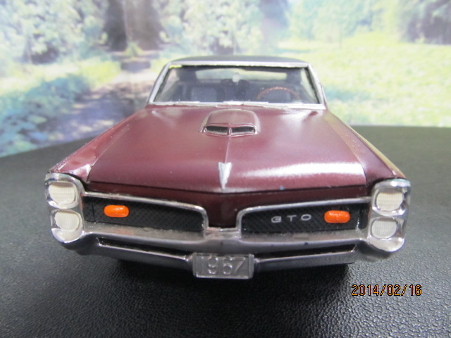 1967 Pontiac GTO 03610
