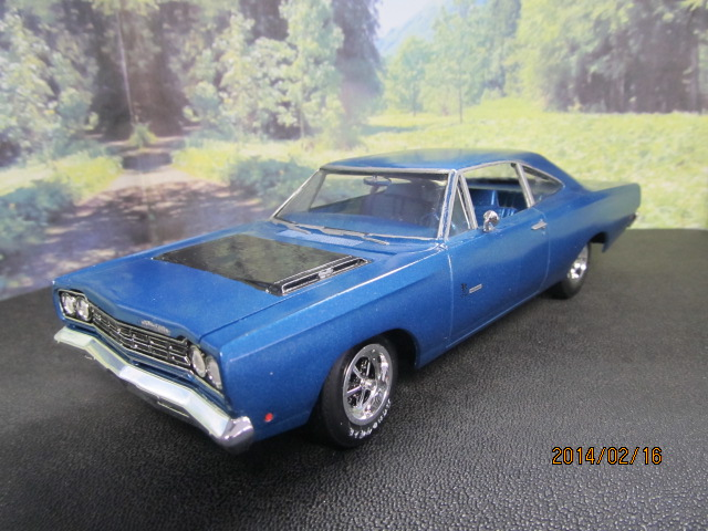 1968 Plymouth Road Runner 03810