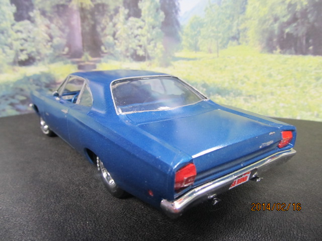 1968 Plymouth Road Runner 04011