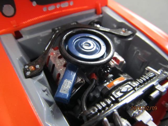1970 Mustang boss 429 04210