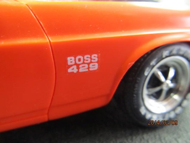 1970 Mustang boss 429 04310