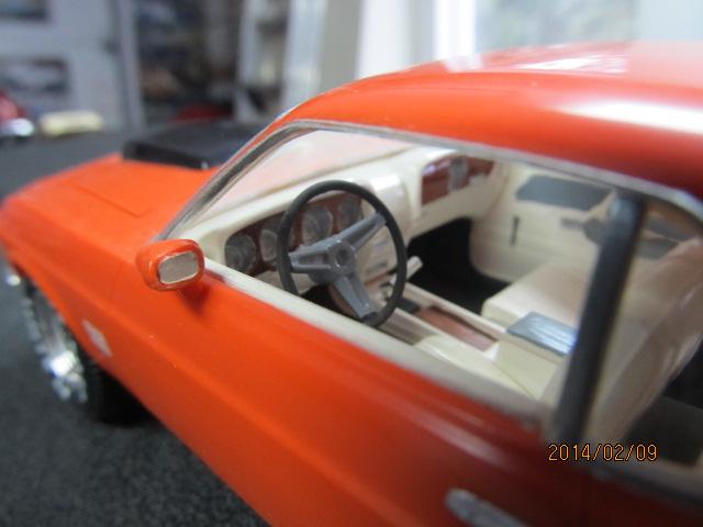 1970 Mustang boss 429 04410
