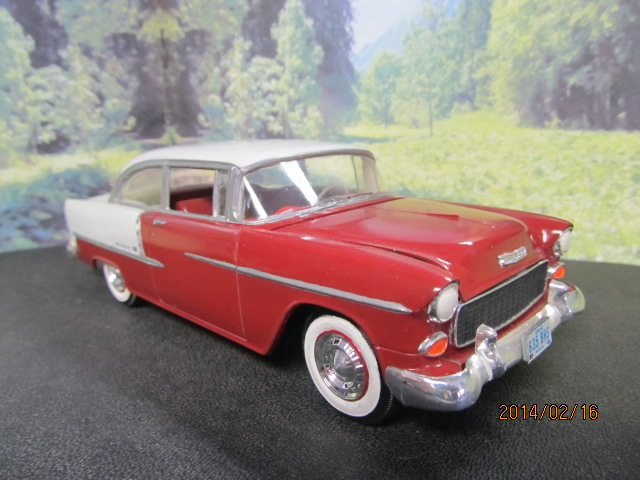 1955 Chevrolet Bel Air 05511
