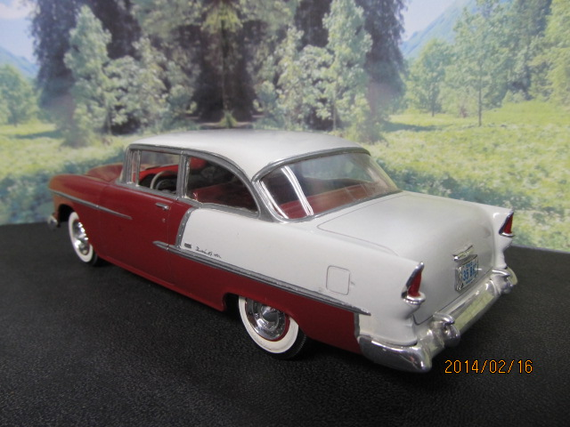 1955 Chevrolet Bel Air 05611