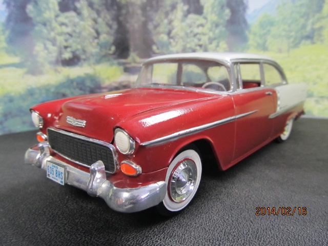 1955 Chevrolet Bel Air 05910
