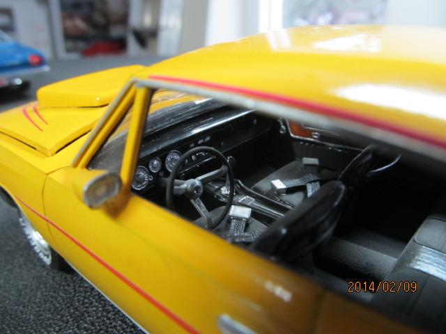 Plymouth Barracuda 1969 07410