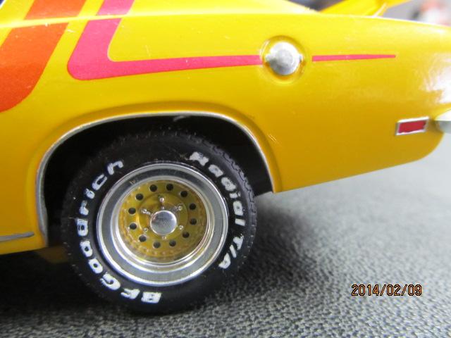Plymouth Barracuda 1969 07610