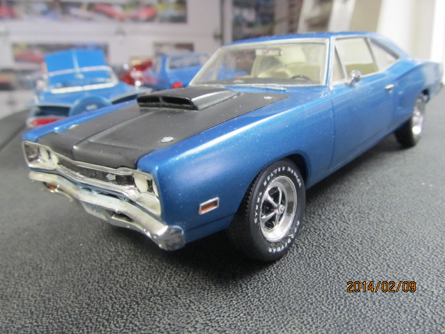 Dodge Super Bee 1969 08610