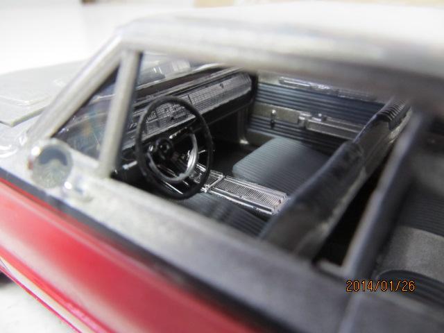 Dodge Coronet RT 196110