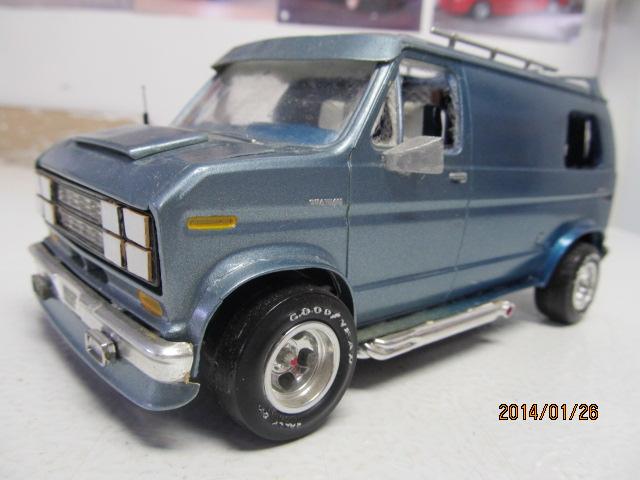 Van Ford 1977 197010