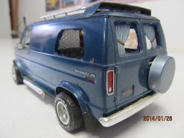 Van Ford 1977 197110