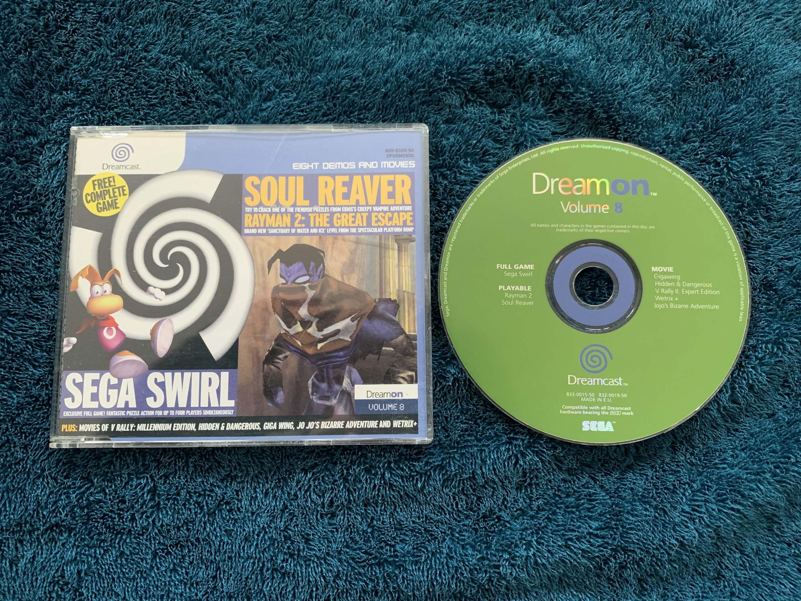 [VENDU] Fullset Jeux Dreamcast, Accessoires, Promo, Rigides... - 350 pièces - NEUF SOUS BLISTER 023_se10