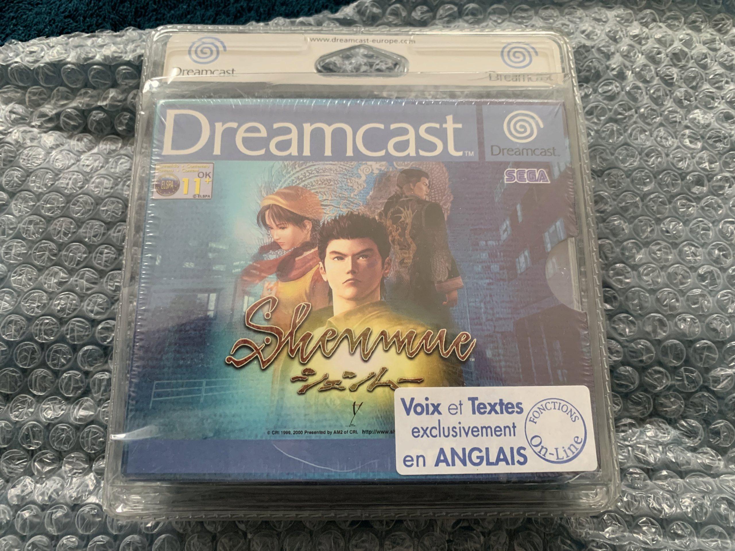 [VENDU] Fullset Jeux Dreamcast, Accessoires, Promo, Rigides... - 350 pièces - NEUF SOUS BLISTER 027_bl10