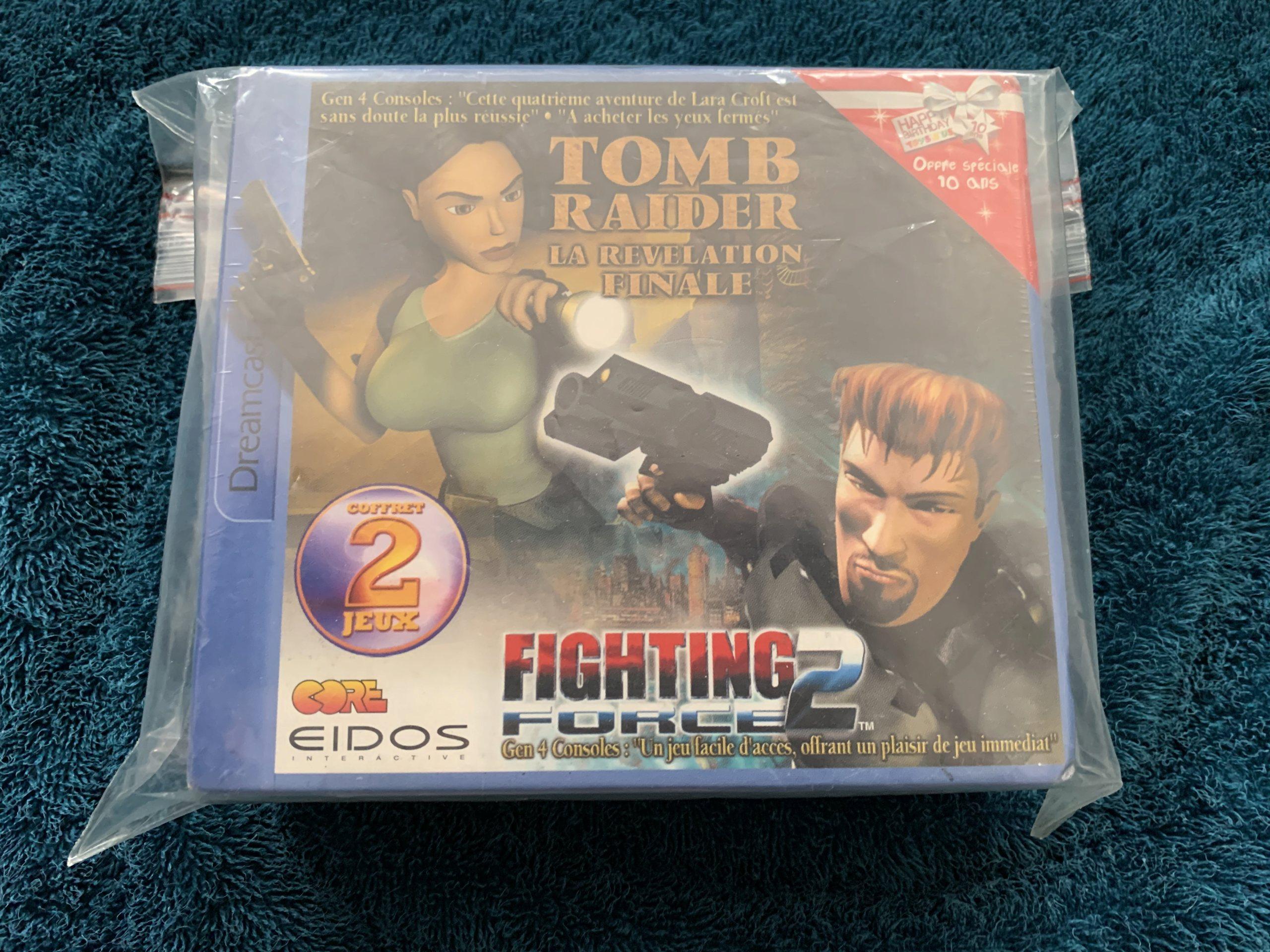 [VENDU] Fullset Jeux Dreamcast, Accessoires, Promo, Rigides... - 350 pièces - NEUF SOUS BLISTER 033_pa10