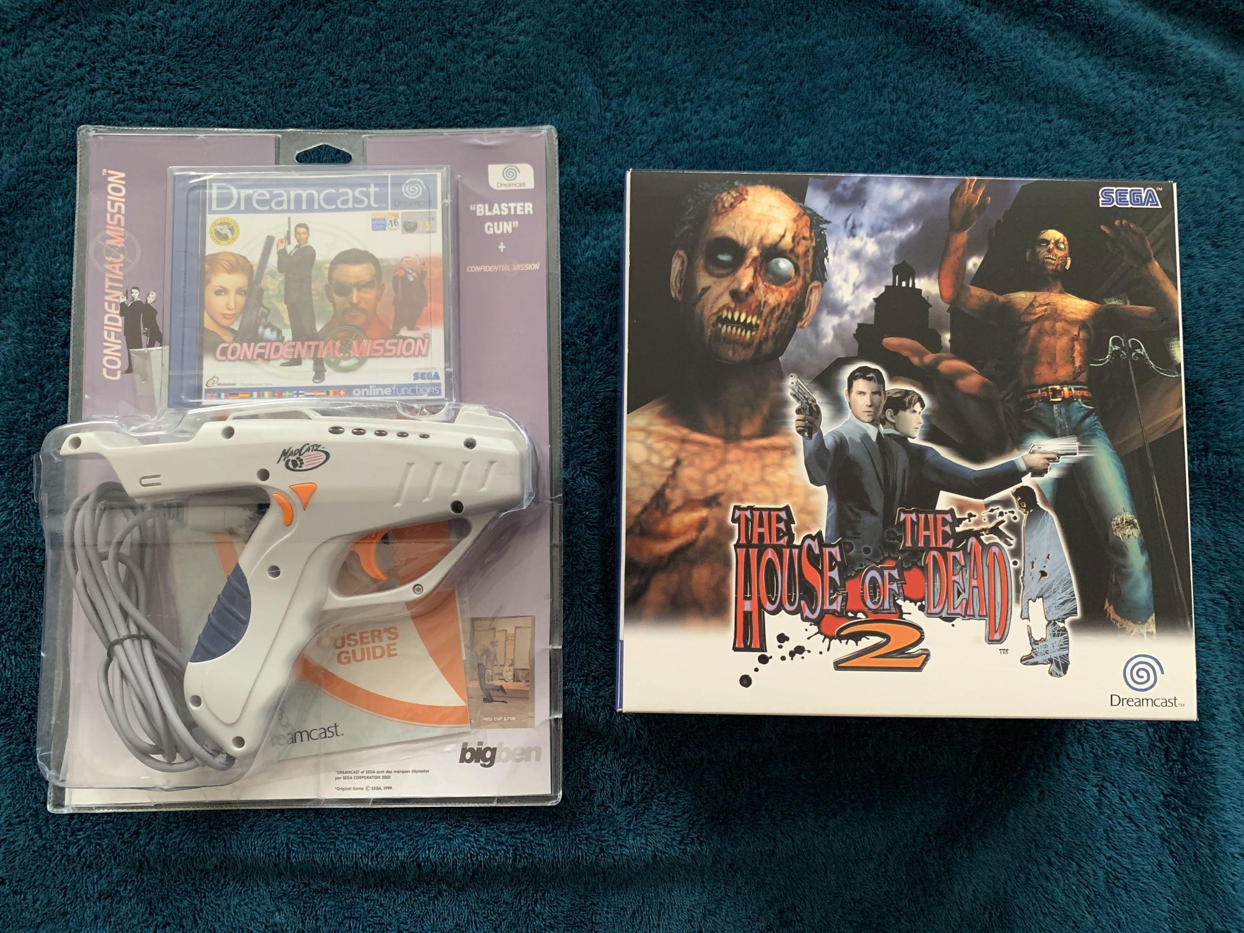 [VENDU] Fullset Jeux Dreamcast, Accessoires, Promo, Rigides... - 350 pièces - NEUF SOUS BLISTER 035_pa10
