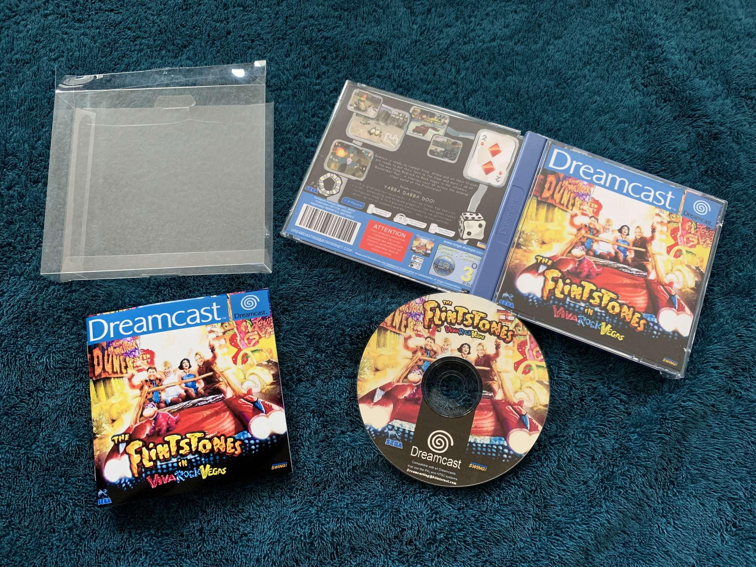 [VENDU] Fullset Jeux Dreamcast, Accessoires, Promo, Rigides... - 350 pièces - NEUF SOUS BLISTER 044_bo10
