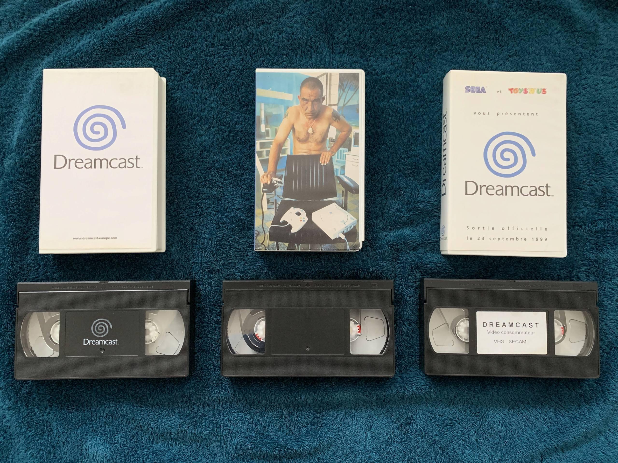 [VENDU] Fullset Jeux Dreamcast, Accessoires, Promo, Rigides... - 350 pièces - NEUF SOUS BLISTER 047_vh10