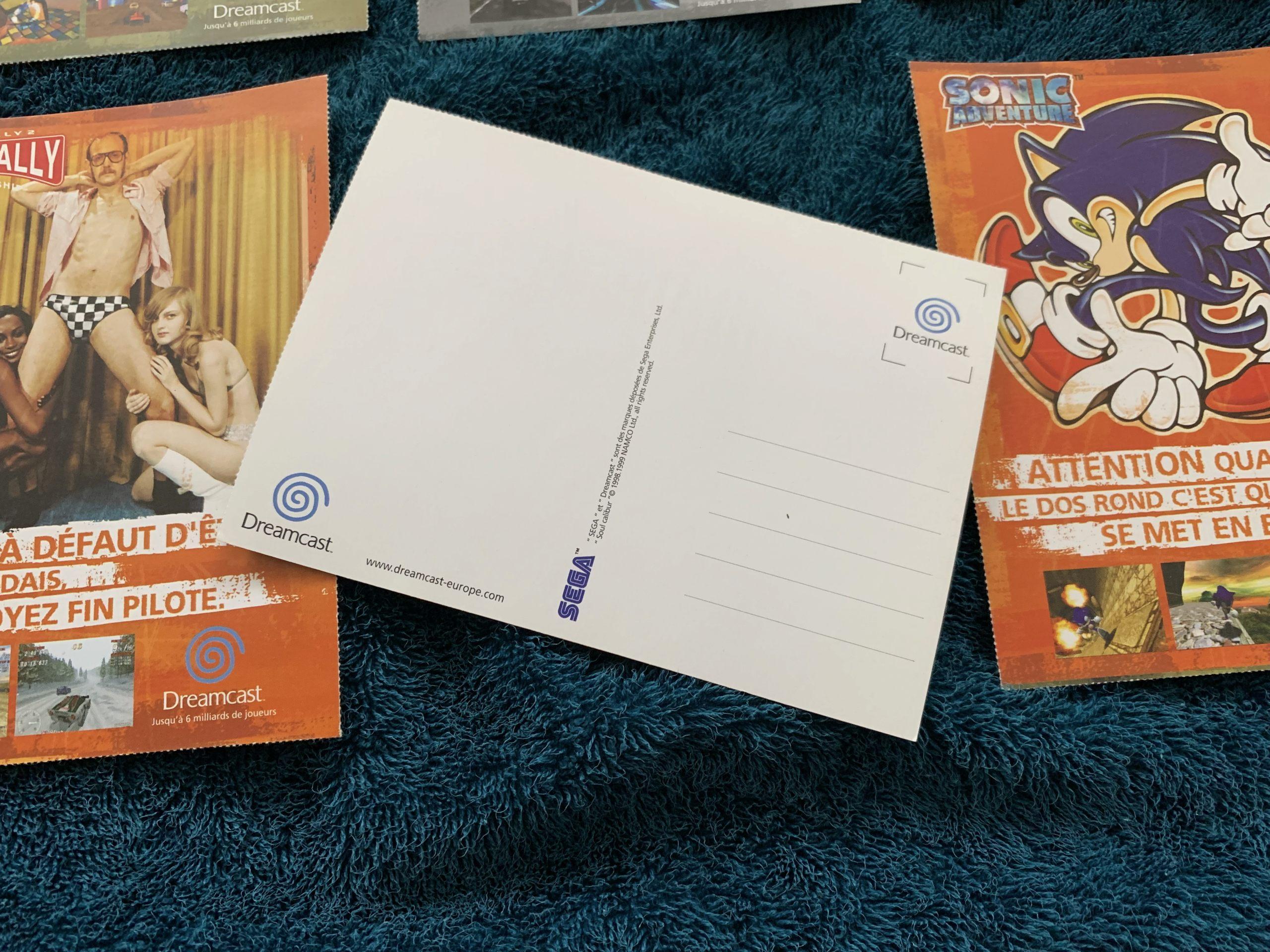 [VENDU] Fullset Jeux Dreamcast, Accessoires, Promo, Rigides... - 350 pièces - NEUF SOUS BLISTER 049_ca10