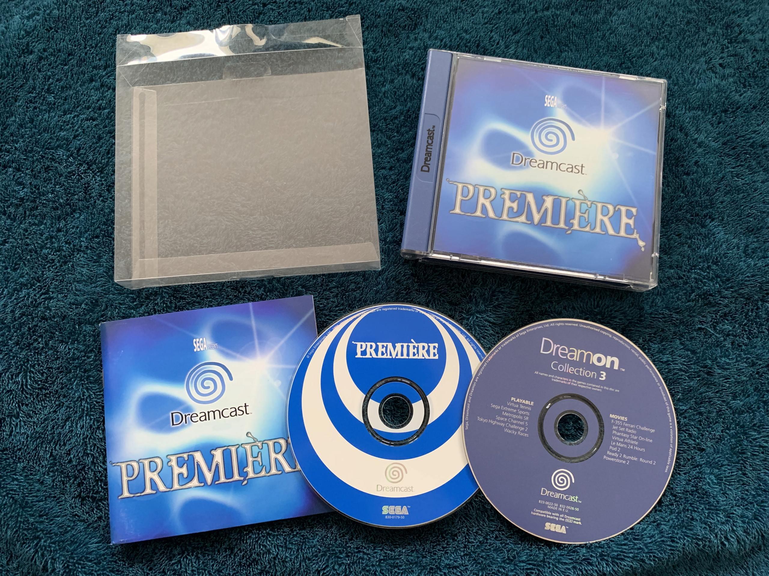 [VENDU] Fullset Jeux Dreamcast, Accessoires, Promo, Rigides... - 350 pièces - NEUF SOUS BLISTER 058_pr10