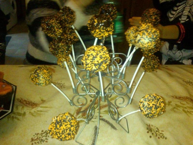 sucettes au chocolat d'halloween - Page 2 13836011