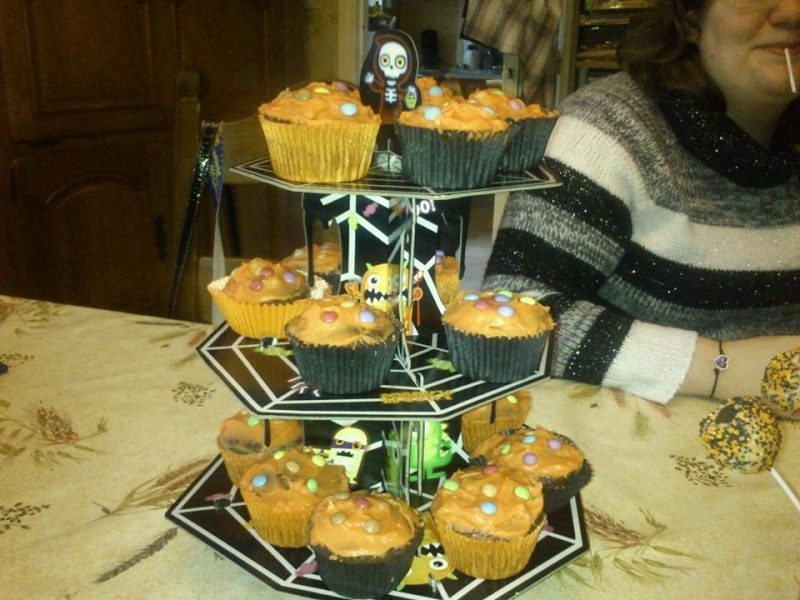 muffins et cupcakes d'halloween - Page 12 13953811