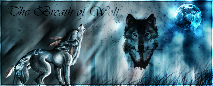 The Breath Of Wolf