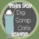 DigiScrapCafe Banners and Blinkies! Dscvot11