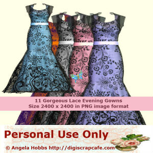 The Lace Evening Gown Plzeve10