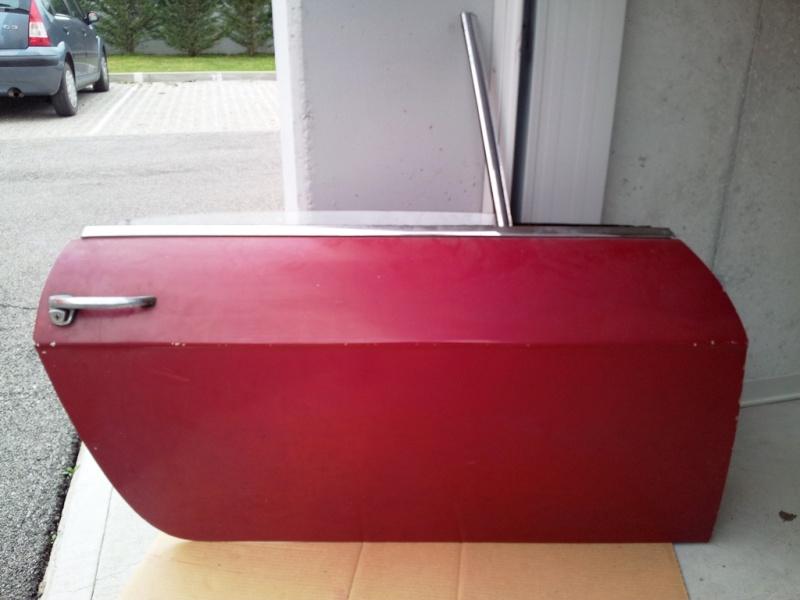 [VENDO] Coppia di portiere in alluminio - TREVISO 20140113