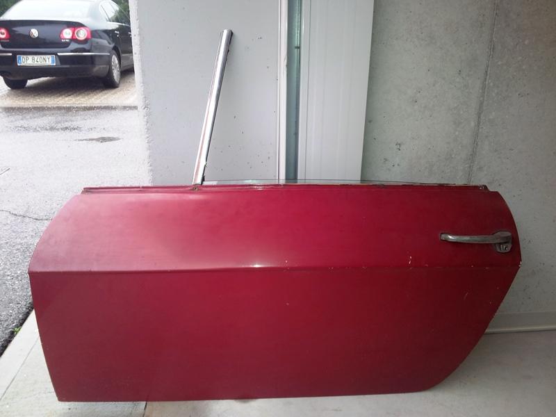 [VENDO] Coppia di portiere in alluminio - TREVISO 20140211