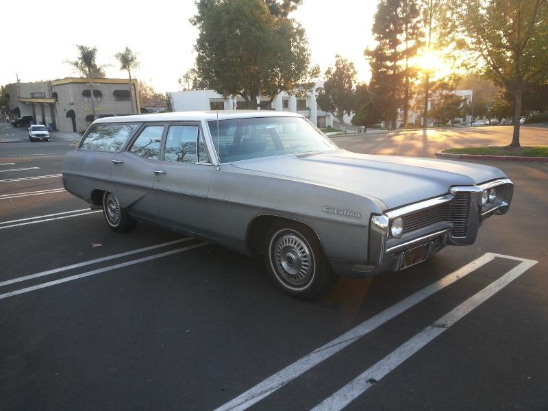 Pontiac Wagon - EBay _5710