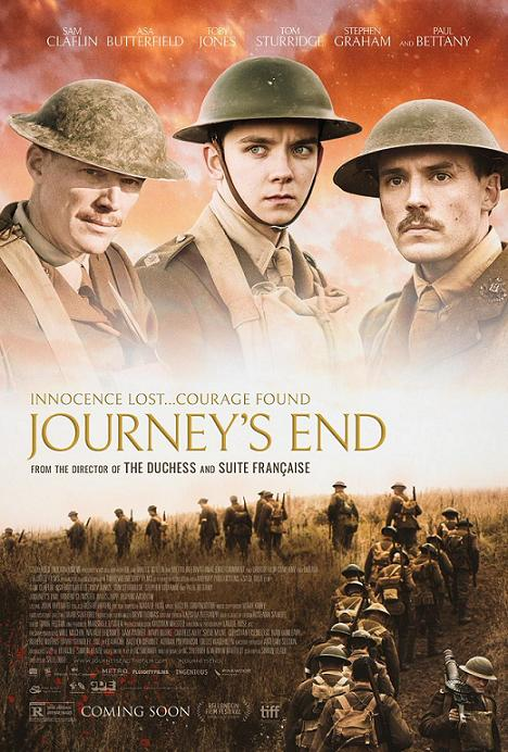 JOURNEY'S END 15363711